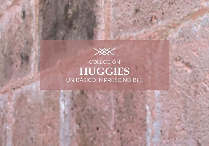 aretes huggies